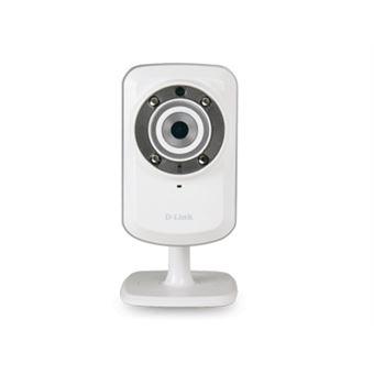 D-Link DCS-932L câmara de segurança interior 640 x 480 pixels