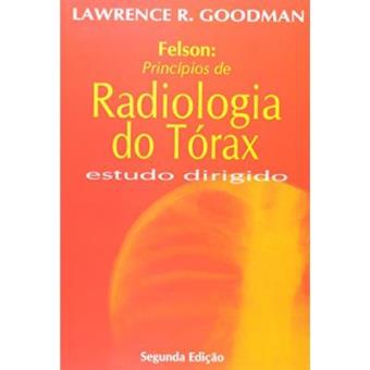 felson radiologia do torax