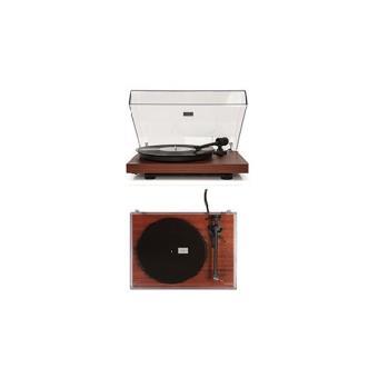 Gira-Discos Portátil Crosley C10 Mogno