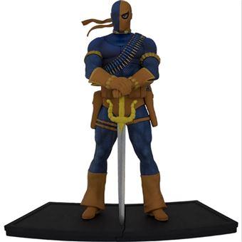 Figura DC Comics New Teen Titans   Deathstroke
