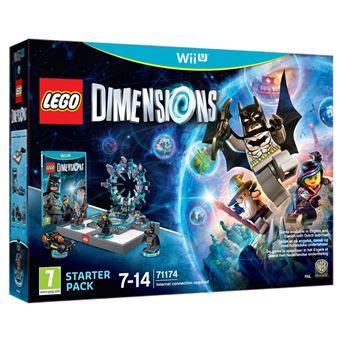 LEGO: Dimensions - Starter Pack Wi U