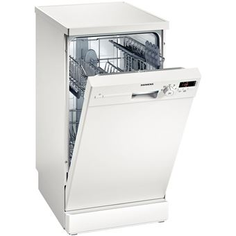 Máquina de Lavar Loiça Siemens SR25E231EU | 9 Conjuntos | A+ | Branco