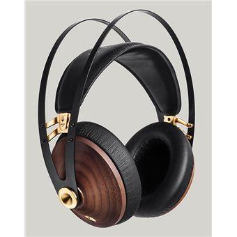 Auscultadores HI-FI Meze 99Classics Walnut Gold