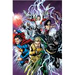Poster Pyramid International Dc Comics Justice League Strike
