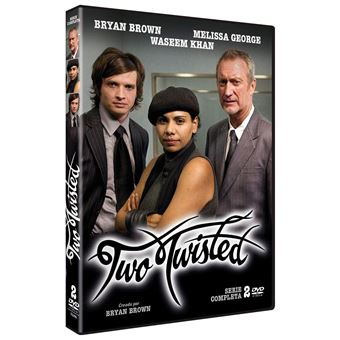 Two Twisted Serie TV (2005) (2DVD)