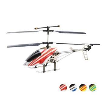 Helicóptero RC / 3ch Alumínio c/ Estabiliz. 50 cm