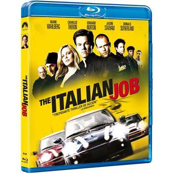 The Italian Job (BD)