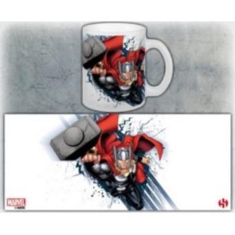 Caneca Marvel Thor Hammer
