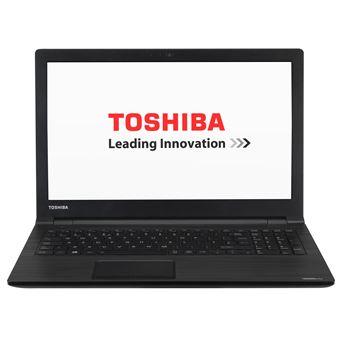 """Portátil Toshiba R50-E-13X i3 SSD 256GB 15.6"""" Preto"""