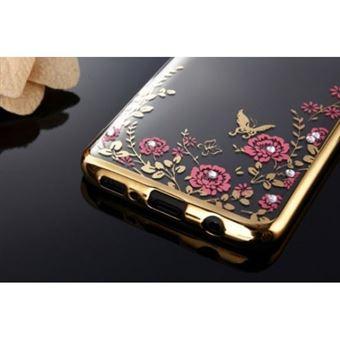 Capa Lmobile Diamond para Samsung Galaxy S8 Dourado Espelhado