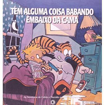 Calvin e Haroldo - Tem Alguma Coisa Babando Embaixo Da Cama