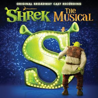 Various Artists-Shrek The Musical - Uk Edition