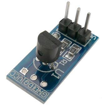 Sensor de Temperatura Eletrónico BeMatik de Alta Qualidade DS18B20