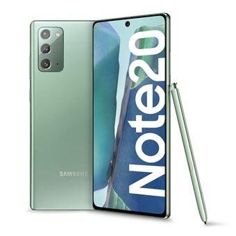 Smartphone Samsung Galaxy SM-N980F | 8 GB | 256 GB | Verde