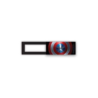 Adesivo ERT Camera Cover Marvel Captain America
