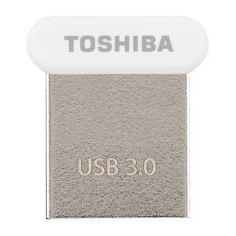 Cartão De Memória Toshiba Transmemory U364 64Gb Branco Usb 3.0
