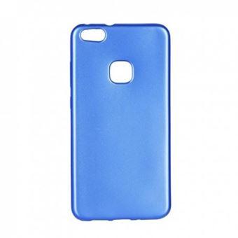 Capa Lmobile S em Gel Matte para Huawei P10 Lite Azul