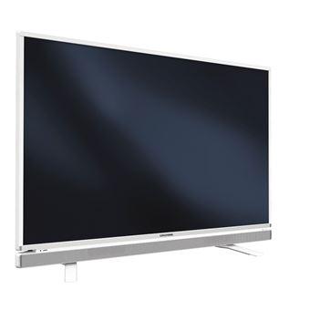 "Smart TV Grundig 49 GFW 6628 49"" Prateado"