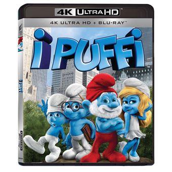 Universal Pictures The Smurfs Blu-ray 2D Dinamarquês, Alemão, Inglês, Finlandês, Italiano, Norueguês, Sueco