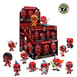 Funko Mystery Minis Marvel Deadpool Sortido Exclusive