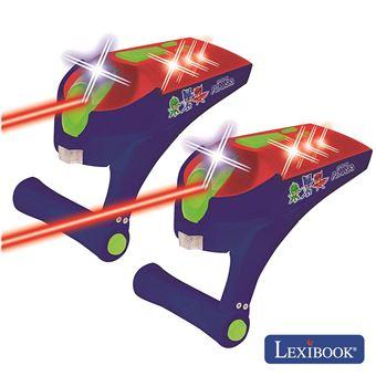 Pistolas Laser Tag Lexibook com Efeitos e Luzes