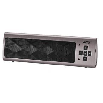 Coluna Portátil AEG Bluetooth