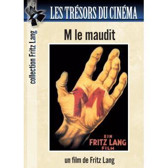 Les tresors du cinema : m le maudit - fritz lang (DVD)