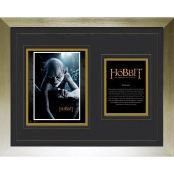 Fotografia Emoldurada e Montada GB Eye The Hobbit Gollum 40 X50 Cm