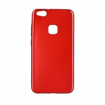 Capa Lmobile S em Gel Matte para Huawei P10 Lite Vermelho