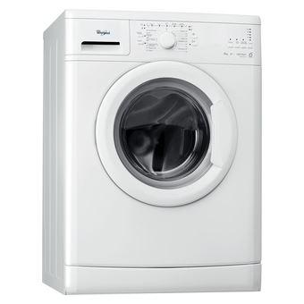 Máquina de Lavar Roupa Carga Frontal Whirlpool AWOC9202 9Kg A+++ Branco