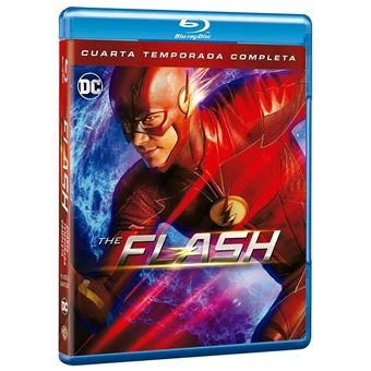 Flash Temporada 4 (5Blu-ray)