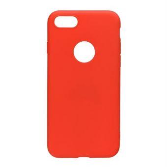Capa Soft Forcell para Huawei P20 Lite Vermelha