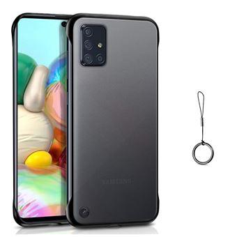 Capa Phonecare Naked Bumper para Samsung Galaxy Note 10 Lite - Transparente e Preto