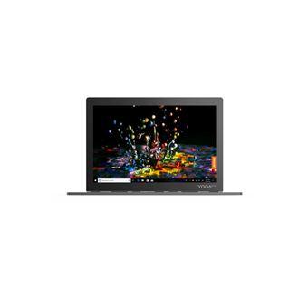 """Portátil Híbrido Lenovo C930 Book m3-7Y30 4GB 10.8"""" Cinzento"""