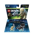 LEGO Dimensions Fun Pack - Lord of the Rings Gollum Warner Bros