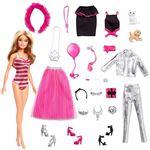 Barbie GFF61 calendário do advento