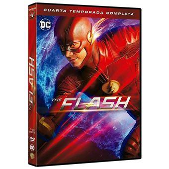 Flash Temporada 4 (5DVD)