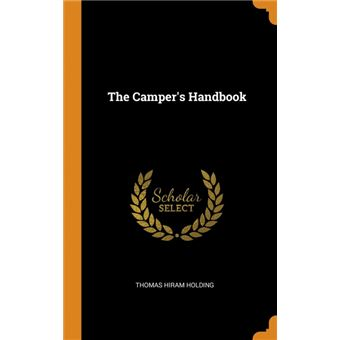 the Campers Handbook Hardcover