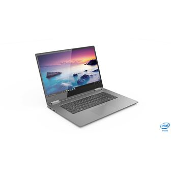 "Portátil Híbrido Lenovo 730 700 i7 16GB 15.6"""" Platina"