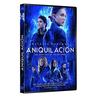 Annihilation / Aniquilación (DVD)