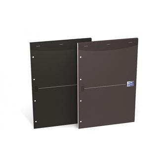 Oxford 100101877 caderno e bloco de notas Roxo, Preto A4