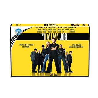 Italian Job 2003 (Ed. Horizontal)