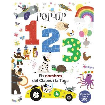 Pop-up 123. Els Nombres Del Clapes I La Tuga