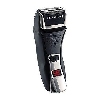 Máquina de Barbear Remington Titanium-X Preto