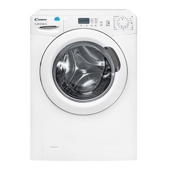 Máquina de Lavar Roupa Carga Frontal Candy CS 1071D3/1-S 7Kg A+++ Branco