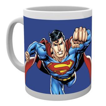 Caneca de Cerâmica GB Eye DC Comics Justice League Superman