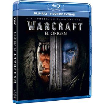 Warcraft (DVD Extras) (2Blu-ray)