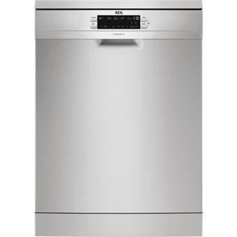 Máquina de Lavar Loiça AEG FFB53650ZM 13 espaços conjuntos A+++