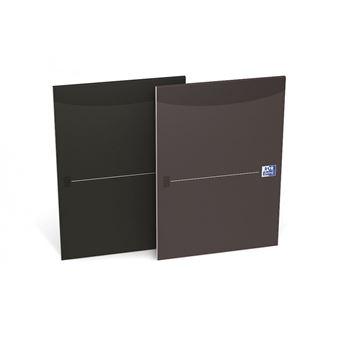 Oxford 100103947 caderno e bloco de notas Preto A4