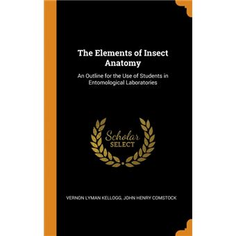 the Elements Of Insect Anatomy Hardcover